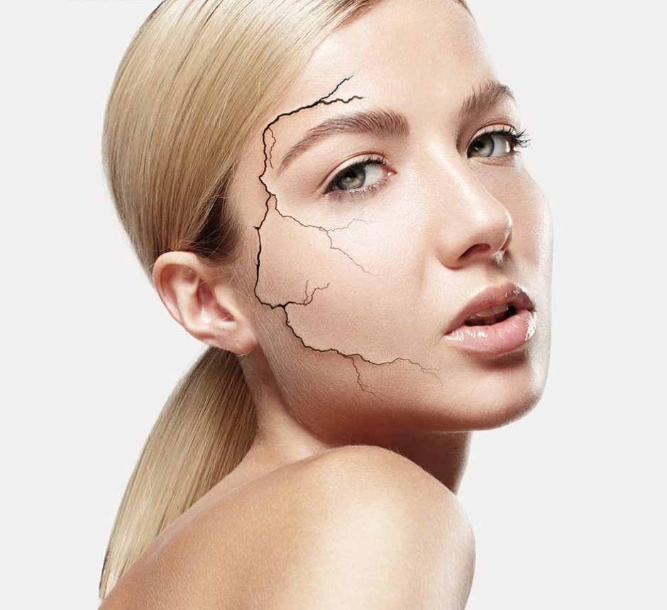 Damaged or Dull Skin